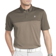 IZOD® Golf End-on-End Colorblock Polo