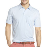 IZOD® Solid Jersey Polo