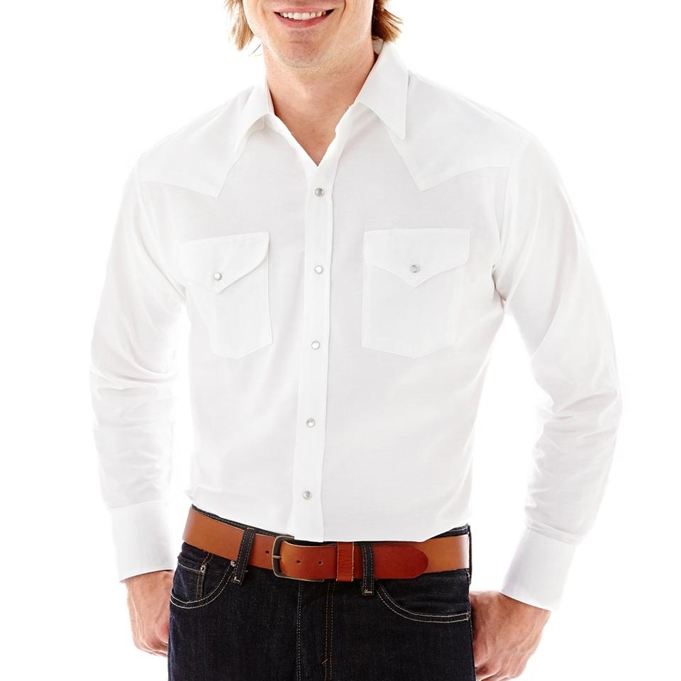 785c057a88b Ely Cattleman Long Sleeve Western Shirt Big and Tall