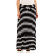 a.n.a® Side-Slit Maxi Skirt - Plus