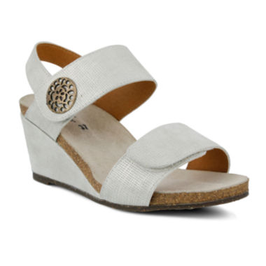 jcpenney.com | Spring Step Naila Wedge Sandals