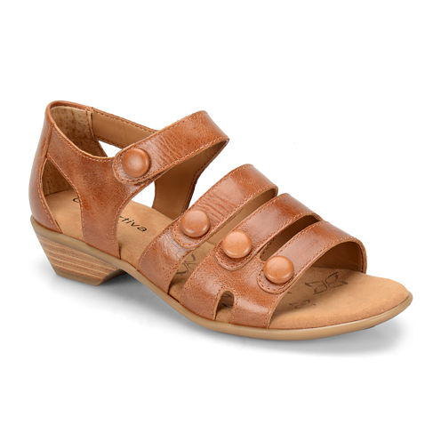 Comfortiva Reading Strap Sandals