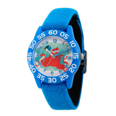 jcpenney.com | Disney Collection Boys Blue Numbered Bezel Finding Dory Strap Watch