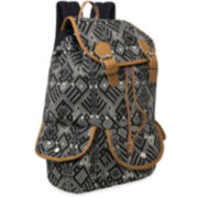 A.D. Sutton Triple-Pocket Backpack