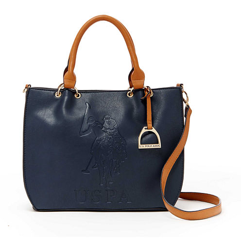 U.S. Polo Assn.® Kingston Satchel