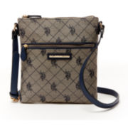 U.S. Polo Assn.® New Fulton Crossbody Bag