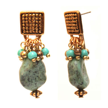 jcpenney.com | Aris by Treska Post Earrings