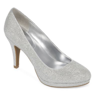 jcpenney.com | Worthington® Hula Metallic Pumps