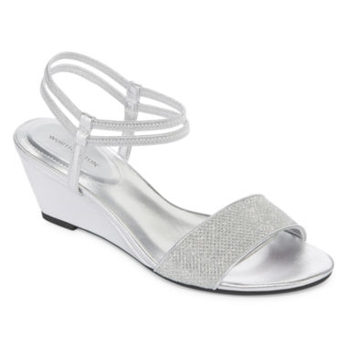 jcpenney.com | Worthington® Jarret Wedge Sandals