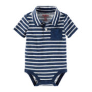 OshKosh B'gosh® Striped Bodysuit - Baby Boys 3m-24m