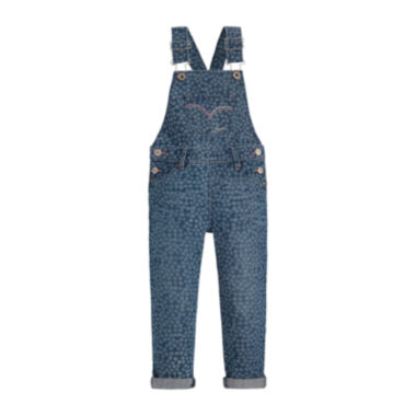 jcpenney.com | Levi's® Stephanie Overalls - Toddler Girls 2t-4t