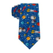 Peanuts Out Of This World Tie - Boys
