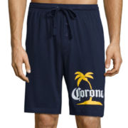 Corona® Knit Pajama Shorts