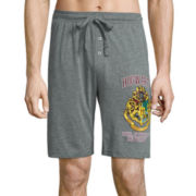 Warner Bros. Harry Potter® Hogwarts Knit Pajama Shorts