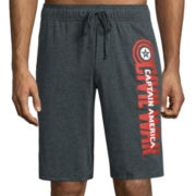 Marvel® Captain America Civil War Knit Pajama Shorts