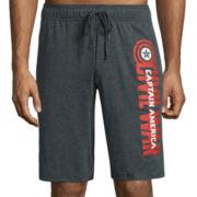 Marvel® Captain America Civil War Knit Pajama Shorts