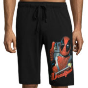 Marvel® Deadpool Knit Pajama Shorts