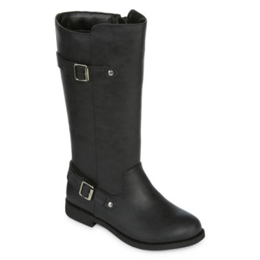 jcpenney.com | Arizona Piper Girls Riding Boots - Little Kids