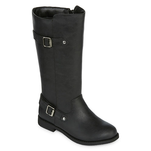 Arizona Piper Girls Riding Boots - Little Kids