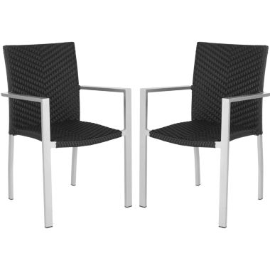 jcpenney.com | Arthur Indoor/Outdoor Set of 2 Stacking Armchairs