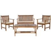 Austen 4-pc. Outdoor Patio Set