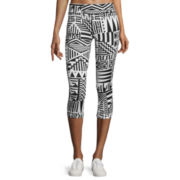 City Streets® Performance Cropped Pants