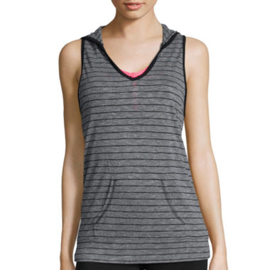 jcpenney.com | City Streets® Sleeveless Hoodie - Juniors