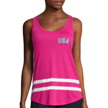 jcpenney.com | Chin Up Tank Top - Juniors