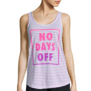 Chin Up Tank Top