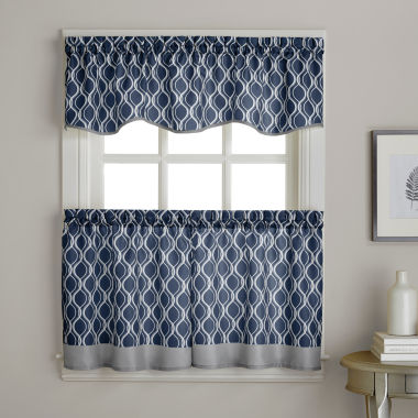 jcpenney.com | Morocco Rod-Pocket Kitchen Curtains