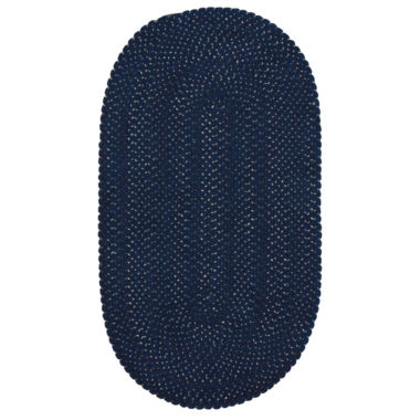 jcpenney.com | Capel Vivid Braided Oval Rug