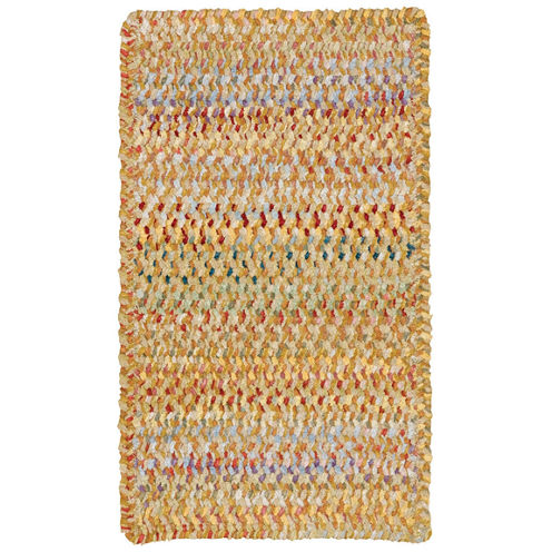 Capel Ocracoke Rectangular Braided Rug
