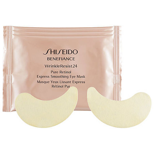 Benefiance WrinkleResist24 Pure Retinol Express Smoothing Eye Mask