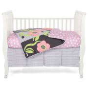 Cotton Tale Poppy 3-pc. Baby Bedding