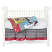 Cotton Tale Pirates Cove 3-pc. Baby Bedding