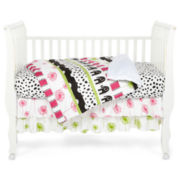 Cotton Tale Hottsie Dottsie 3-pc. Baby Bedding