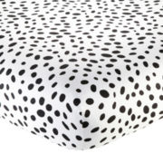 Cotton Tale Hottsie Dottsie Fitted Crib Sheet