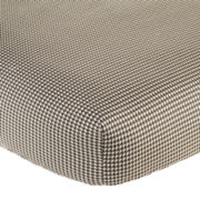 Cotton Tale Houndstooth Fitted Crib Sheet