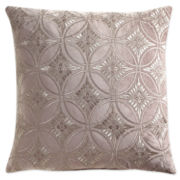Royal Velvet® Gramercy Park Velvet Decorative Pillow
