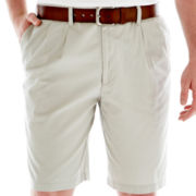 Dockers® Double-Pleat Shorts–Big & Tall