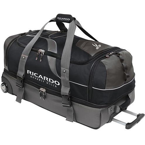 "Ricardo® Beverly Hills Essentials 30"" 2-Wheel Drop Bottom Duffel Bag"