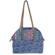 Unionbay® Ditsy Floral Dome Weekender Bag