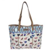 Unionbay® Bird Print Weekender Bag
