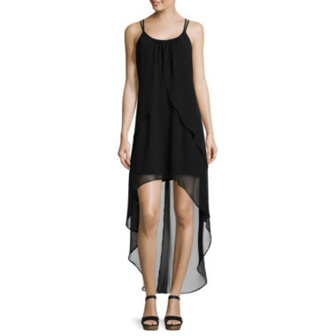 jcpenney.com | Bisou Bisou® Sleeveless Neck High-Low Dress
