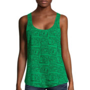 Freeze Reversible Graphic Tank Top