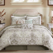 Harbor House Cecil 4-pc. Comforter Set