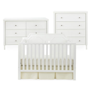jcpenney.com | Savannah Carli Baby Furniture Collection - White