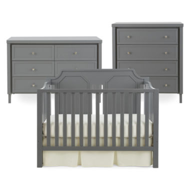 jcpenney.com | Savannah Carli Baby Furniture Collection - Grey