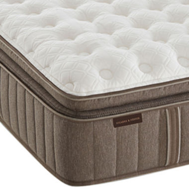 jcpenney.com | Stearns & Foster® Ella Grace Luxury Cushion Euro Pillow-Top Firm - Mattress Only