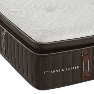jcpenney.com | Stearns & Foster® No. 3 Luxury European Pillow-Top - Mattress Only